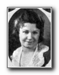 GERTRUDE CRUM: class of 1933, Grant Union High School, Sacramento, CA.
