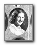 FRANCES NICKLESS: class of 1933, Grant Union High School, Sacramento, CA.