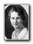CATHERINE RUSTIN: class of 1933, Grant Union High School, Sacramento, CA.