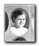 ELOISE TATE: class of 1933, Grant Union High School, Sacramento, CA.