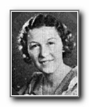 MARGARET BAREUTHER: class of 1934, Grant Union High School, Sacramento, CA.