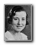 MARIAN BARTLETT: class of 1934, Grant Union High School, Sacramento, CA.