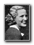ELIZABETH OSMER: class of 1934, Grant Union High School, Sacramento, CA.