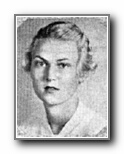 ALICE WROOLIE: class of 1934, Grant Union High School, Sacramento, CA.