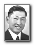 GEORGE KUMAMOTO: class of 1935, Grant Union High School, Sacramento, CA.