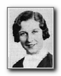 MARIAN CONNOLLY: class of 1936, Grant Union High School, Sacramento, CA.