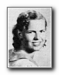 LUCILLE DARLINGTON: class of 1936, Grant Union High School, Sacramento, CA.