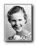 MABEL JANE PARSONS: class of 1936, Grant Union High School, Sacramento, CA.