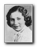 MARIE RINCK: class of 1936, Grant Union High School, Sacramento, CA.