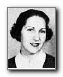 THERESA BENNING: class of 1937, Grant Union High School, Sacramento, CA.