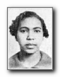 RUBIE MAY BLACK: class of 1937, Grant Union High School, Sacramento, CA.