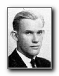 JOHN BONDS: class of 1937, Grant Union High School, Sacramento, CA.