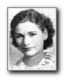 DOROTHY BORGMAN: class of 1937, Grant Union High School, Sacramento, CA.