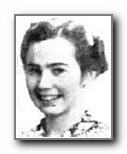 RAMONA DAYTON: class of 1937, Grant Union High School, Sacramento, CA.