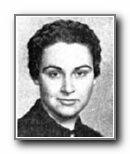 ALFREDA DRITZ: class of 1937, Grant Union High School, Sacramento, CA.