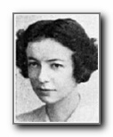 THELMA B. PERRY: class of 1937, Grant Union High School, Sacramento, CA.