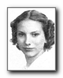 EVELYN SIGSBY: class of 1937, Grant Union High School, Sacramento, CA.
