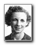 MARCIA SWEET: class of 1937, Grant Union High School, Sacramento, CA.