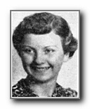 DOROTHEA THOMPSON: class of 1937, Grant Union High School, Sacramento, CA.