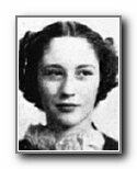 ETOLA P. WOODWARD: class of 1937, Grant Union High School, Sacramento, CA.
