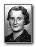 DOROTHY NEWMAN: class of 1938, Grant Union High School, Sacramento, CA.