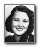 BETTY PULCIFER: class of 1938, Grant Union High School, Sacramento, CA.