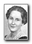 LOUISE URQUHART: class of 1938, Grant Union High School, Sacramento, CA.