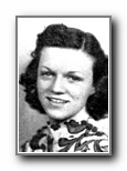 ROSELLA VALLIER: class of 1938, Grant Union High School, Sacramento, CA.