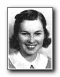 MARJORIE WILSON: class of 1938, Grant Union High School, Sacramento, CA.