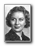 PEGGY WYMAN: class of 1938, Grant Union High School, Sacramento, CA.
