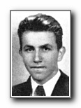 EDWARD ZINE: class of 1938, Grant Union High School, Sacramento, CA.