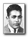 ALFRED BAEZ: class of 1939, Grant Union High School, Sacramento, CA.