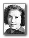 BERNICE BIBB: class of 1939, Grant Union High School, Sacramento, CA.