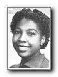 CLARIBEL BLACK: class of 1939, Grant Union High School, Sacramento, CA.