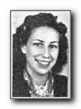 GLADYS BODOH: class of 1939, Grant Union High School, Sacramento, CA.