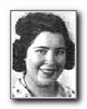 BETTY BRUNE: class of 1939, Grant Union High School, Sacramento, CA.