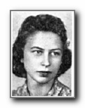ELEANOR SODERMAN: class of 1939, Grant Union High School, Sacramento, CA.
