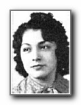 MANUELA SOTO: class of 1939, Grant Union High School, Sacramento, CA.