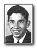 BENNIE STASSI: class of 1939, Grant Union High School, Sacramento, CA.