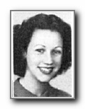 GLADYS TOWNSEND: class of 1939, Grant Union High School, Sacramento, CA.