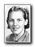 MARIAN YORK: class of 1939, Grant Union High School, Sacramento, CA.
