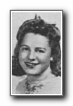 MARY ALBINI: class of 1940, Grant Union High School, Sacramento, CA.