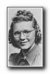 BETTY ANDERSON: class of 1940, Grant Union High School, Sacramento, CA.