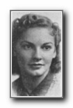 LORRAINE BORGMAN: class of 1940, Grant Union High School, Sacramento, CA.