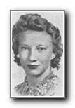 ETHEL BOSWORTH: class of 1940, Grant Union High School, Sacramento, CA.