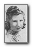 LORA BOSWORTH: class of 1940, Grant Union High School, Sacramento, CA.
