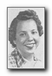 FLORENCE BURGESS: class of 1940, Grant Union High School, Sacramento, CA.