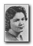 DOROTHY EVANS: class of 1940, Grant Union High School, Sacramento, CA.