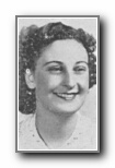 ELEANOR GREENING: class of 1940, Grant Union High School, Sacramento, CA.