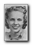 BETTY LARSEN: class of 1940, Grant Union High School, Sacramento, CA.